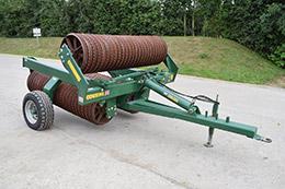 COUSINS 6.4m Sidewinder horizontal folding rolls