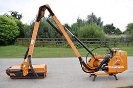 RECO Ferri SE60 6m linkage mounted hedgecutter
