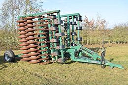 COUSINS Type 28 4.8m double press