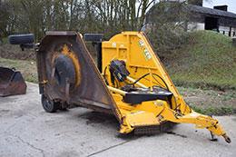 McCONNEL 4.5m Batwing SR15 Topper