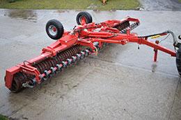 HEVA 820 8.2m Tip Roller