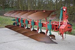 KVERNELAND LD85-300 6 furrow (5+1) plough