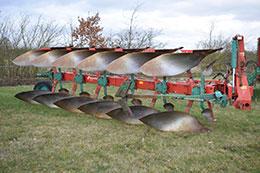 KVERNELAND LD85-240 6 furrow (5+1) plough