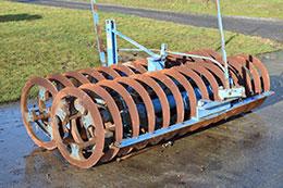LEMKEN Variopack 110 S 2.8m furrow press