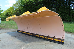 MISC-AG linkage mounted snow plough