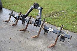 MASCHIO Ripuntatore RP400 5 leg tool bar