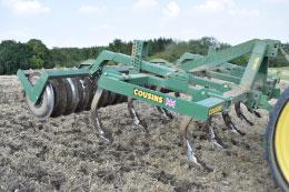 McCORMICK XTX 200 Extraspeed 4wd tractor