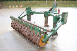 KRONE KE85 3000 3m powerharrow